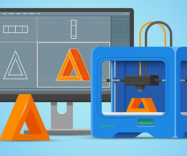 Intro to 3D Design & 3D Printing (River Place Club-Members)