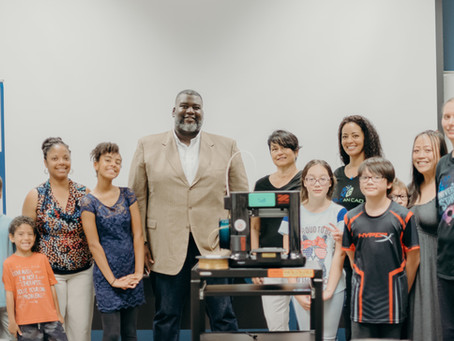 Kids Can CAD Academy's Mission