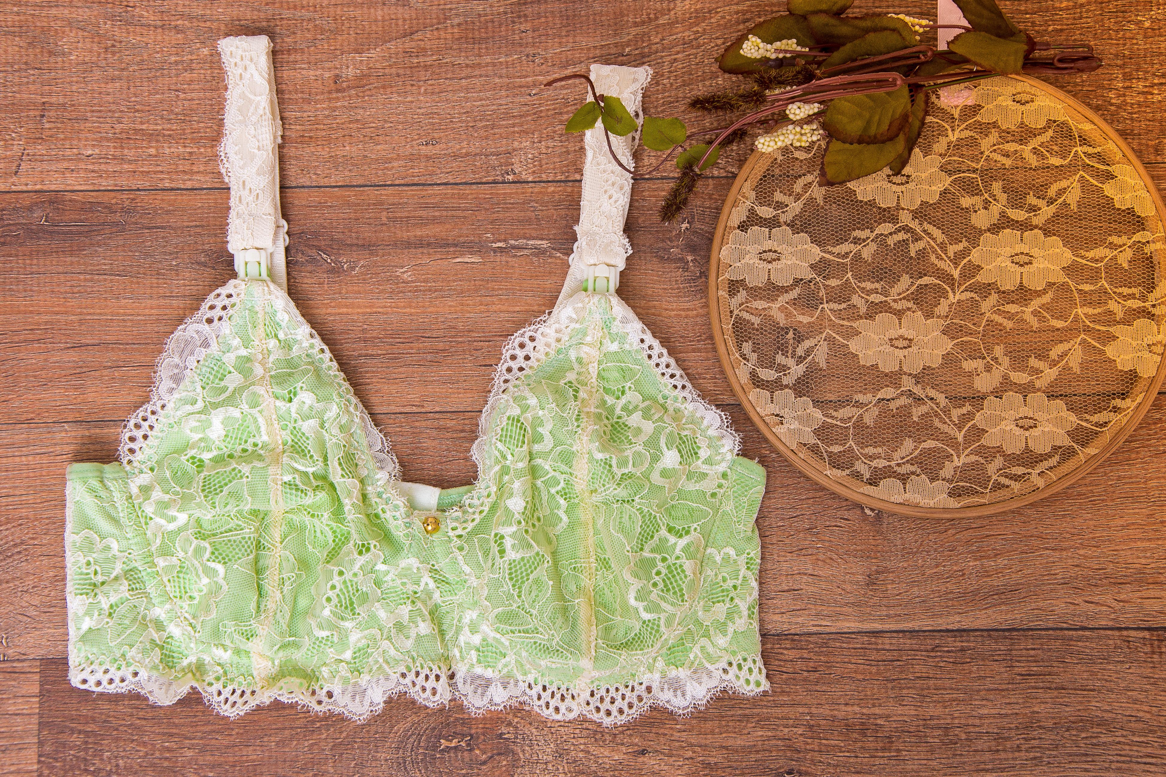 e040fd61d8a25 Conjunto lingerie para amamentação em renda