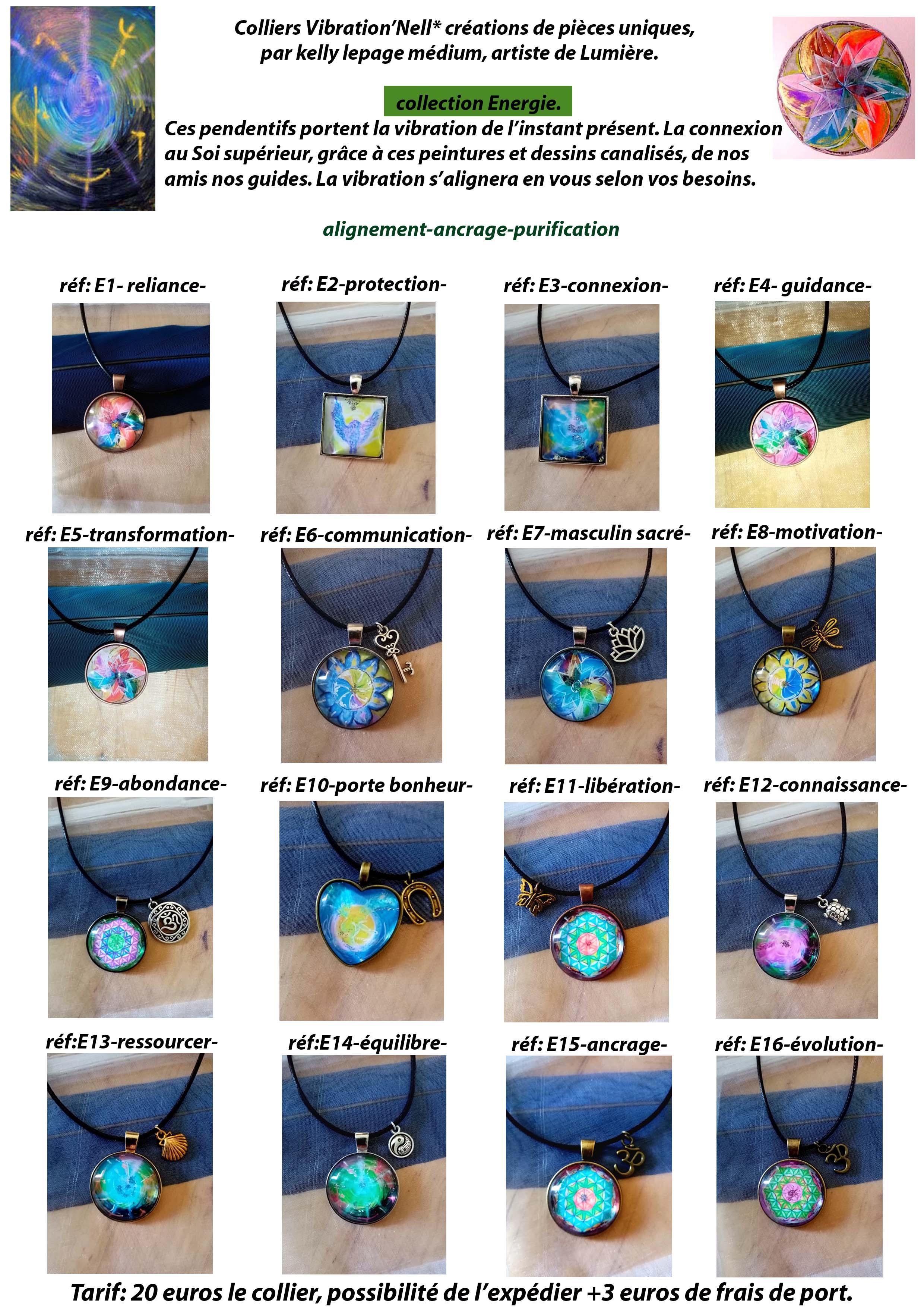 planche energie E