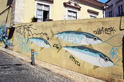 Sardines / Lisbonne