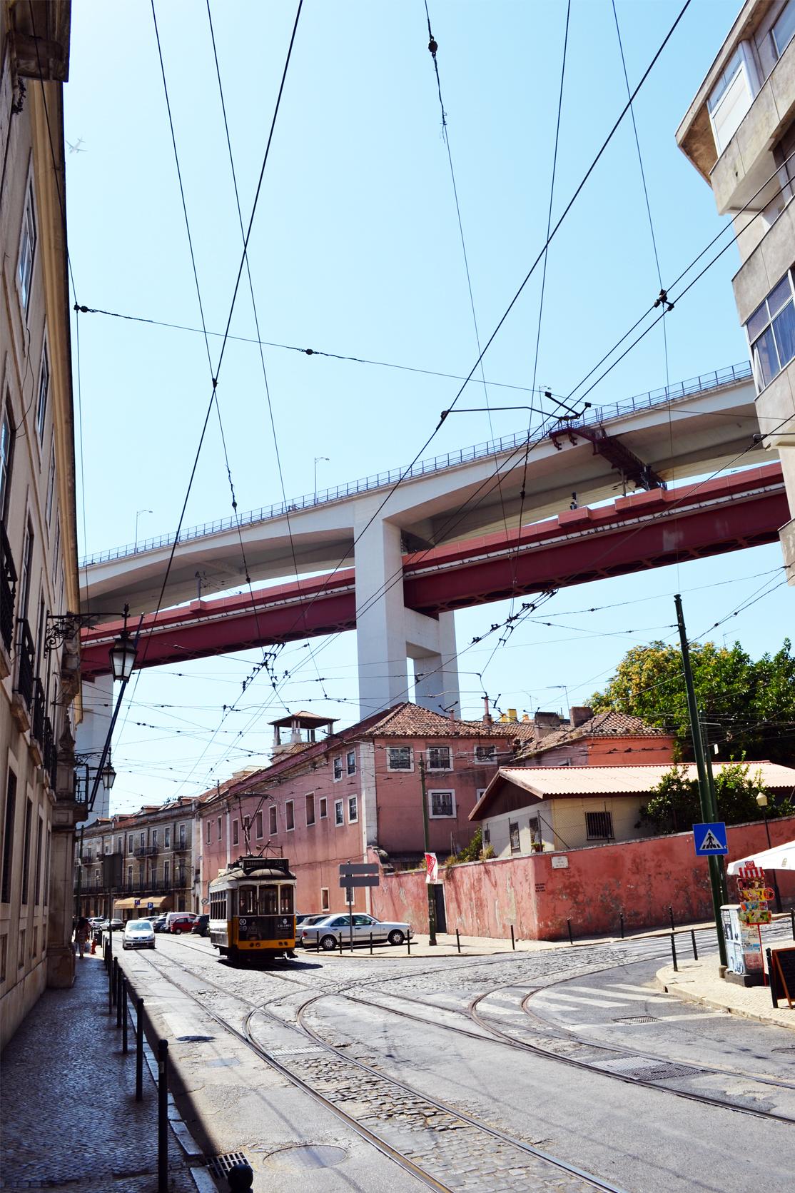Pont du 21 Avril / Lisbonne