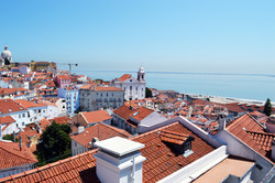 Alfama / Lisbonne