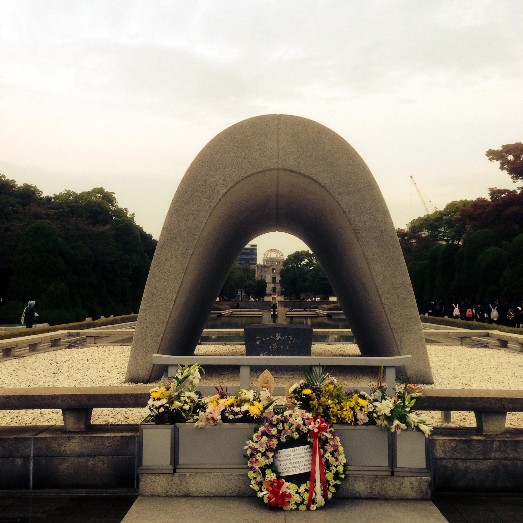 Parc de la Paix / Hiroshima