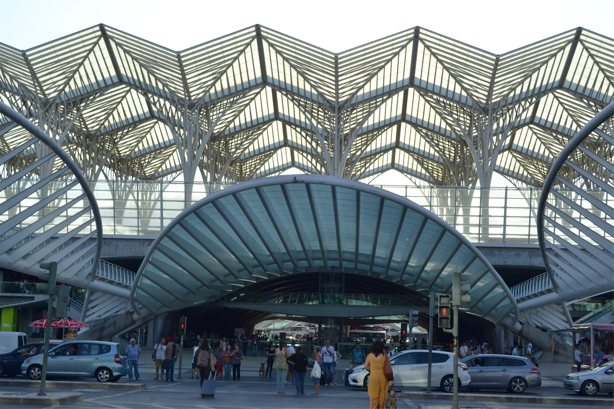 Gare de Lisbonne/Santiago Calatrava