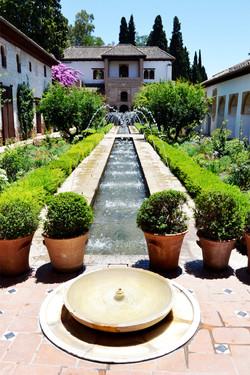 Generalife / Alhambra / Grenade