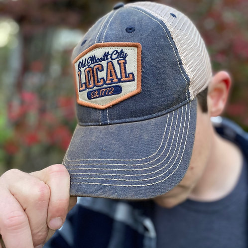 OEC Local Trucker Cap