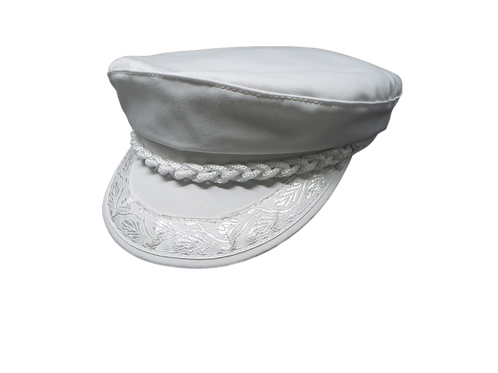 Cotton Greek Fisherman Cap