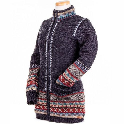Kristen Wool Knit Sweater