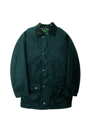 Un-padded Bolton Oilskin Jacket