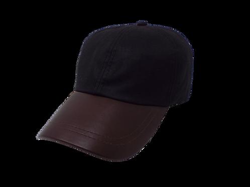 Oilskin Striker Cap