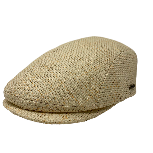 Sandston Straw Ivy Cap