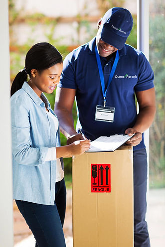 Worldwide Courier Services