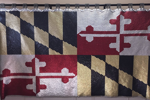 Scalemaille Maryland flag
