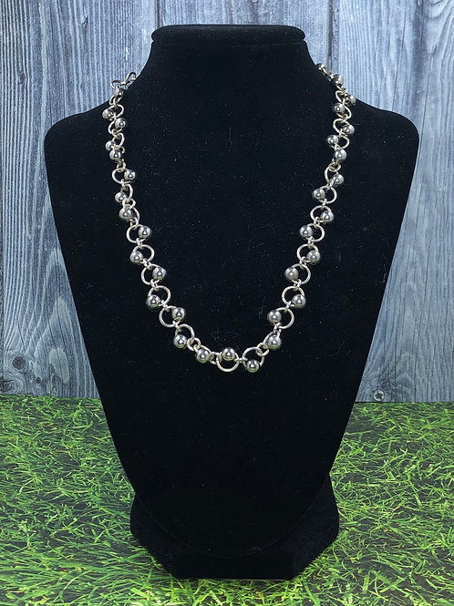 Sterling Silver Shaggy Beads