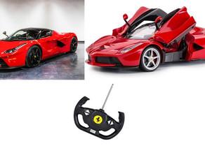 La Ferrari for you for Christmas