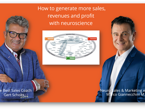 Interview script neuro sales and marketing with Marco Giannechini