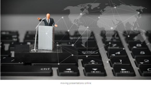 moving presentations online