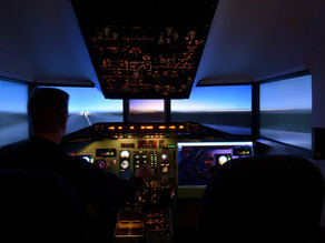 Like pilots, sales people can learn using simulators