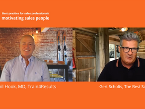 VIDEO: MORE REVENUE BY MOTIVATING SALES PEOPLE