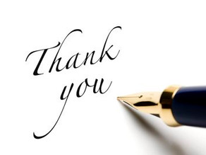 """Inspire a Sales Person. Just say """"Thank You"""""""