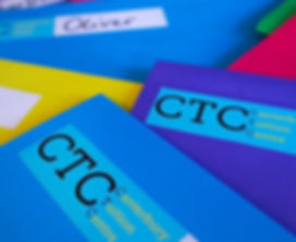 Canterbry Tuition Centre Folders