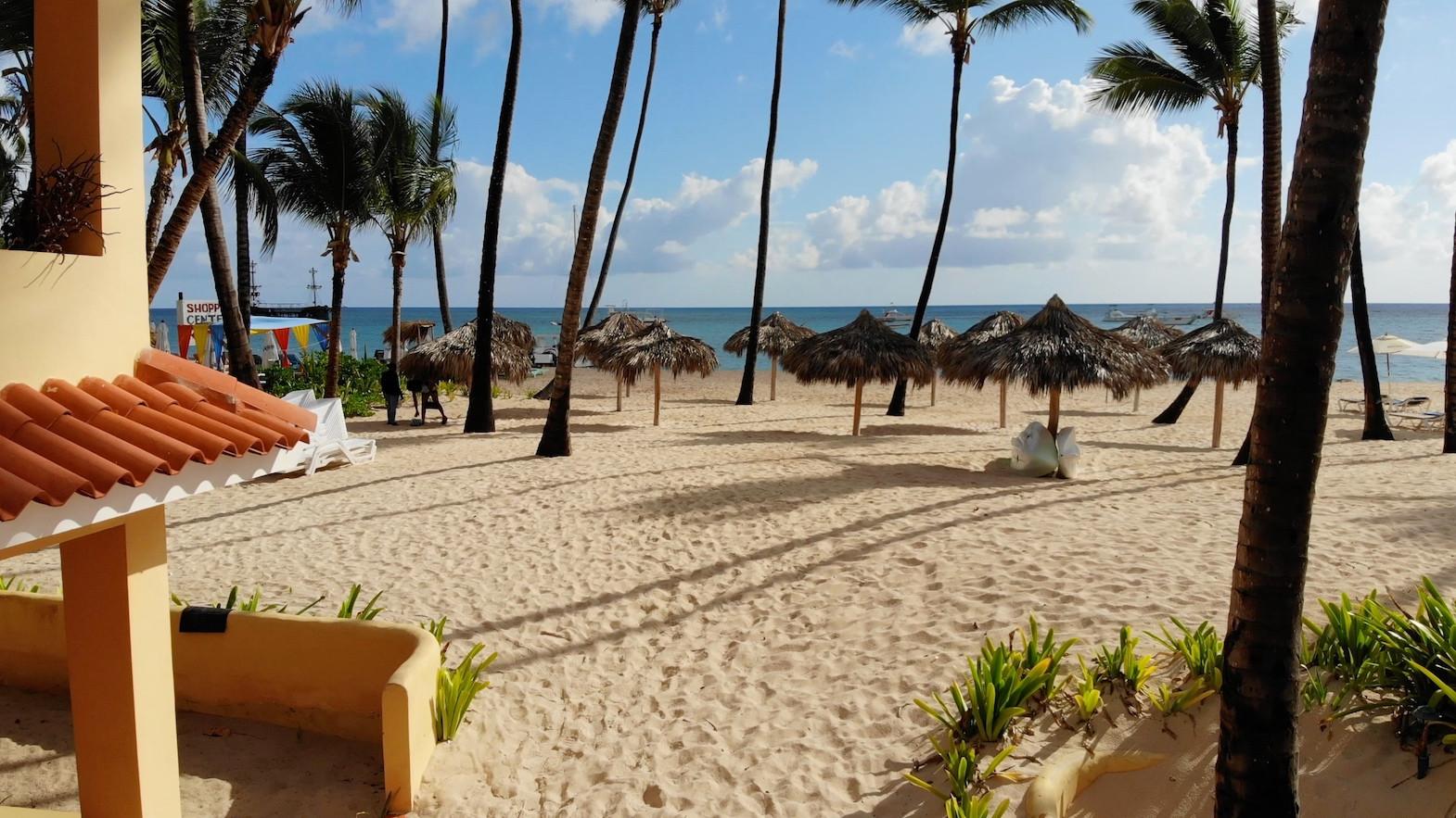 Playa desde Condominio