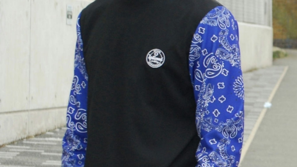 Back detail bandana sweater