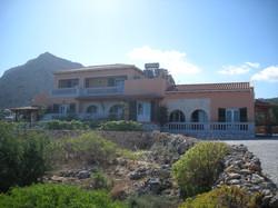 Apartment rental Almyrida Chania