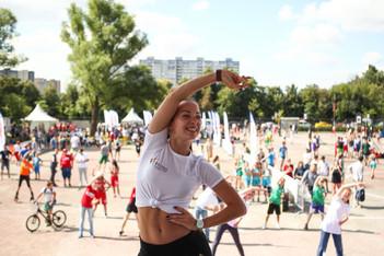 Более половины жителей Подмосковья занимаются спортом