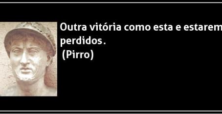 SUBSTITUIÇÃO TRIBUTÁRIA (ICMS-ST): VITÓRIA DE PYRRHO