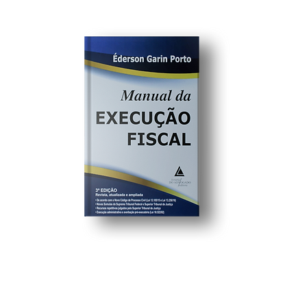 capa execuçao fiscal