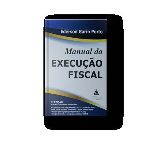 Manual da Execuçao Fiscal Éderson Porto