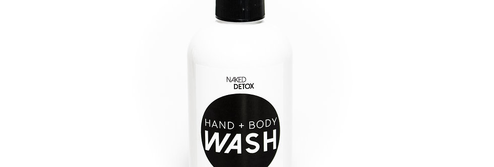 Man Hand + Body Wash