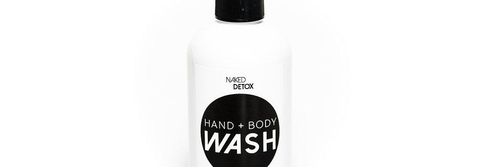 Man Hand + Body Wash