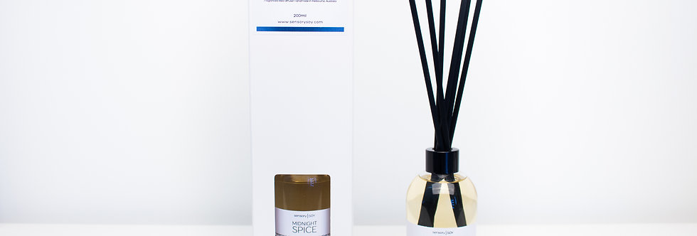 Midnight Spice Reed Diffuser