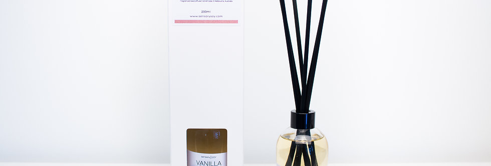 Vanilla + Coconut Reed Diffuser