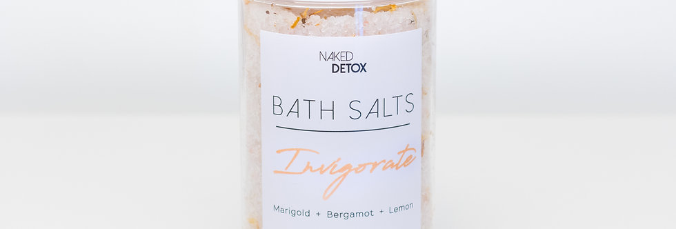 Invigorate Bath Salts