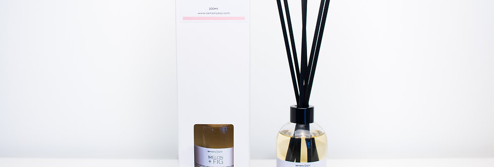 Melon + Fig Reed Diffuser