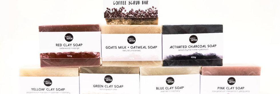 Soap Bars - Min qty 10