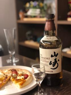 お酒&料理