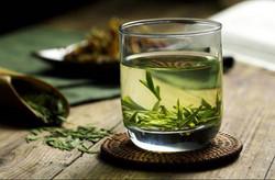 中国緑茶(龍井)