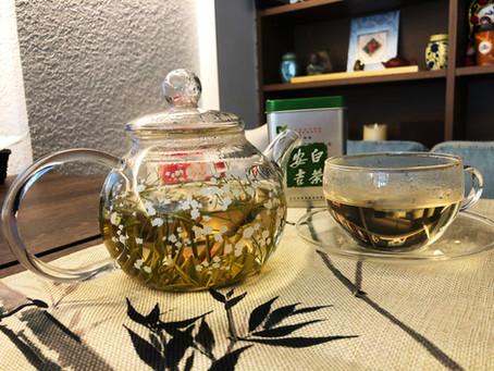 免疫力高め♪安吉白茶