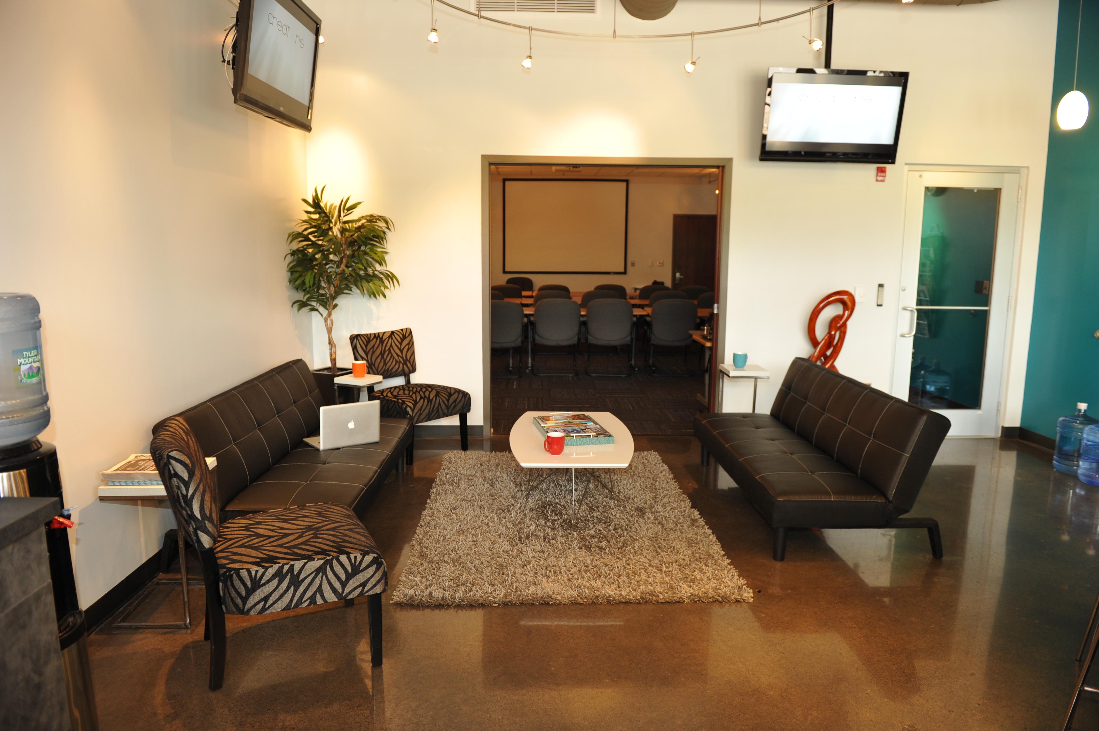 Coworking- Lounge