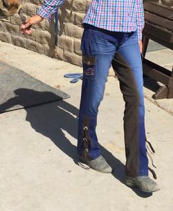 Native Riding Jeans Vaquero