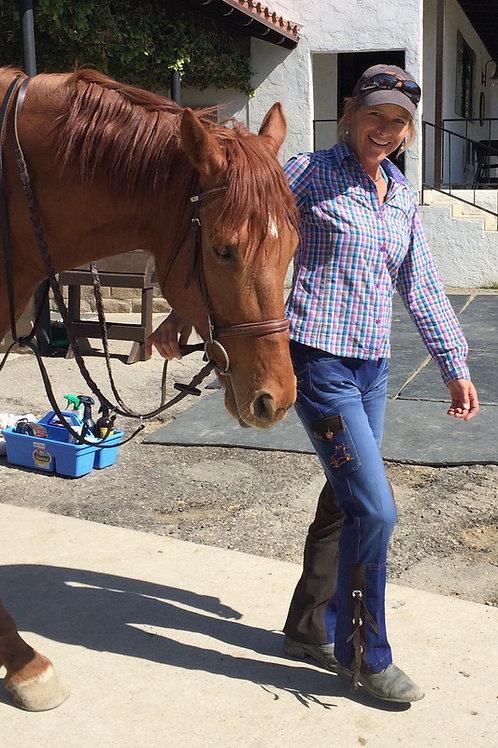 Trail Riders Native Jeans Vaquero Style