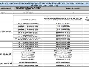COMENTARIOS AL CFDI 3.3