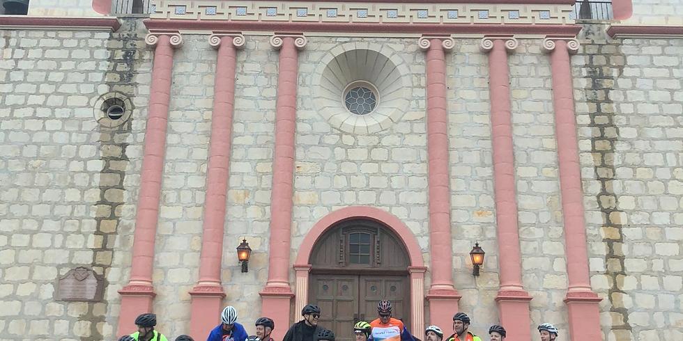 Gibraltor Bike Ride with Jono