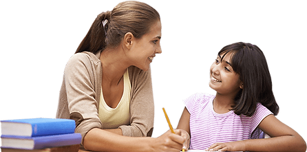 Extra Lessons Tutor to prevent a child failing class