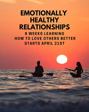 Poster of Emotionally Healthy Relationsh
